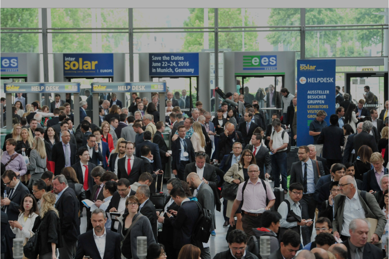 PERC high-efficiency, glass-glass solutions and self consumption at the program of our next Intersolar